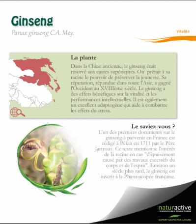 Naturactive fiche plante ginseng novembre pdf 1